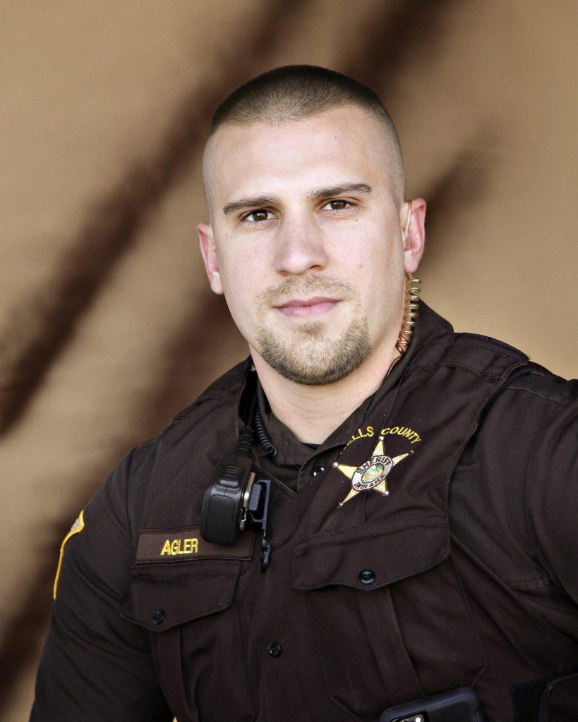 DEPUTY JAMES AGLER